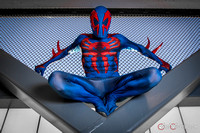 HollowRob - Spiderman 2099/Mark Bagley Shaded Suit